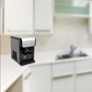 BDX1-CT Countertop BottleLess Water Cooler on counter