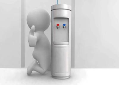 installing an XO bottleless water cooler