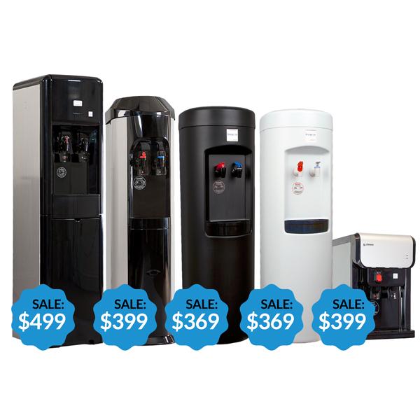 XO Water Bottleless Coolers