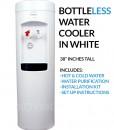 XO Water Bottleless water cooler – white BDX1-W