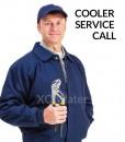 XO Water bottleLess Cooler Service Call