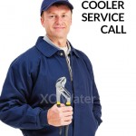 XO Water bottleLess Cooler Service Call