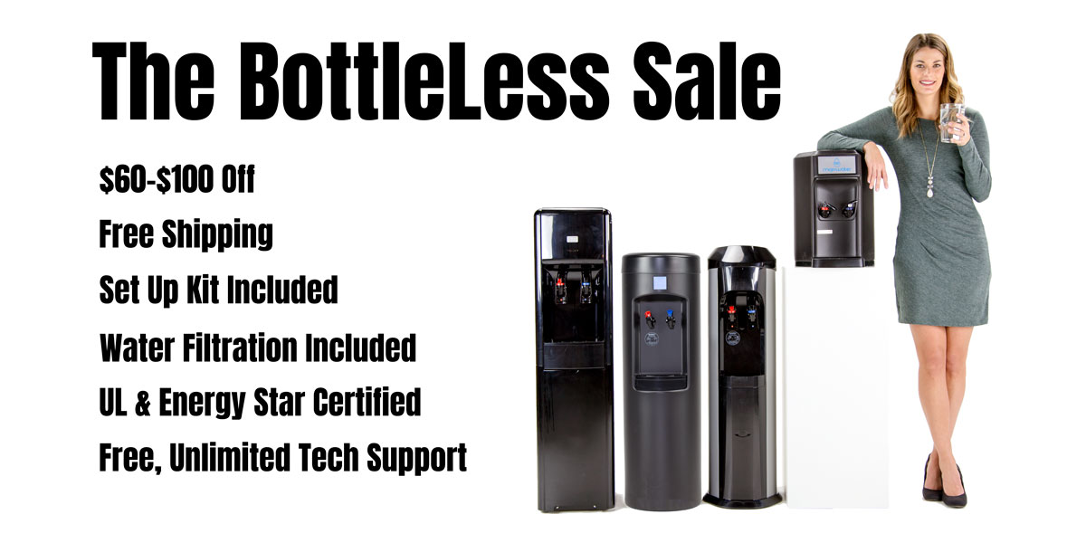 XO bottleless cooler sale