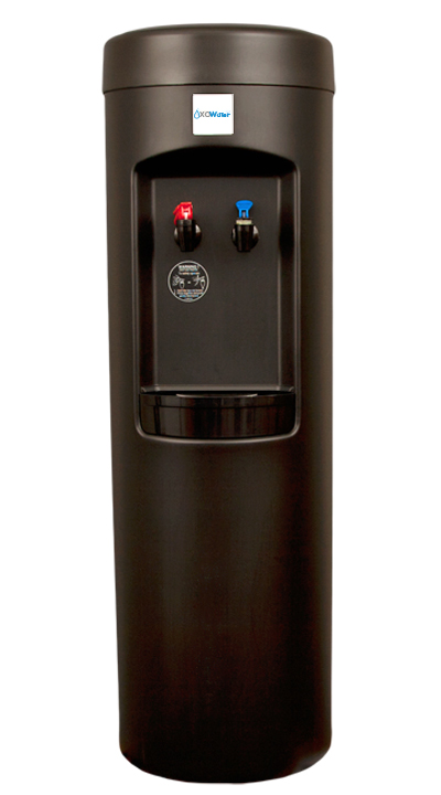 BDX1-B BottleLess Water Cooler - Black from XO Water