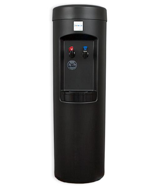 XO Water bottleLess water cooler black