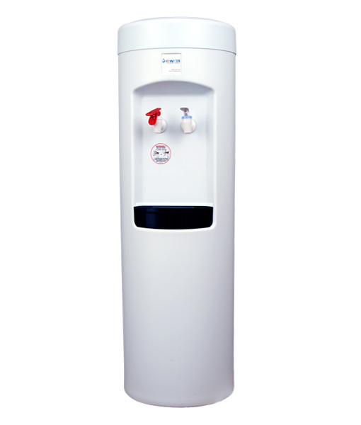 XO Water bottleLess water cooler white